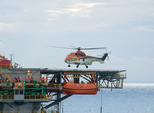 New approach provides safe, efficient marine crew transfer