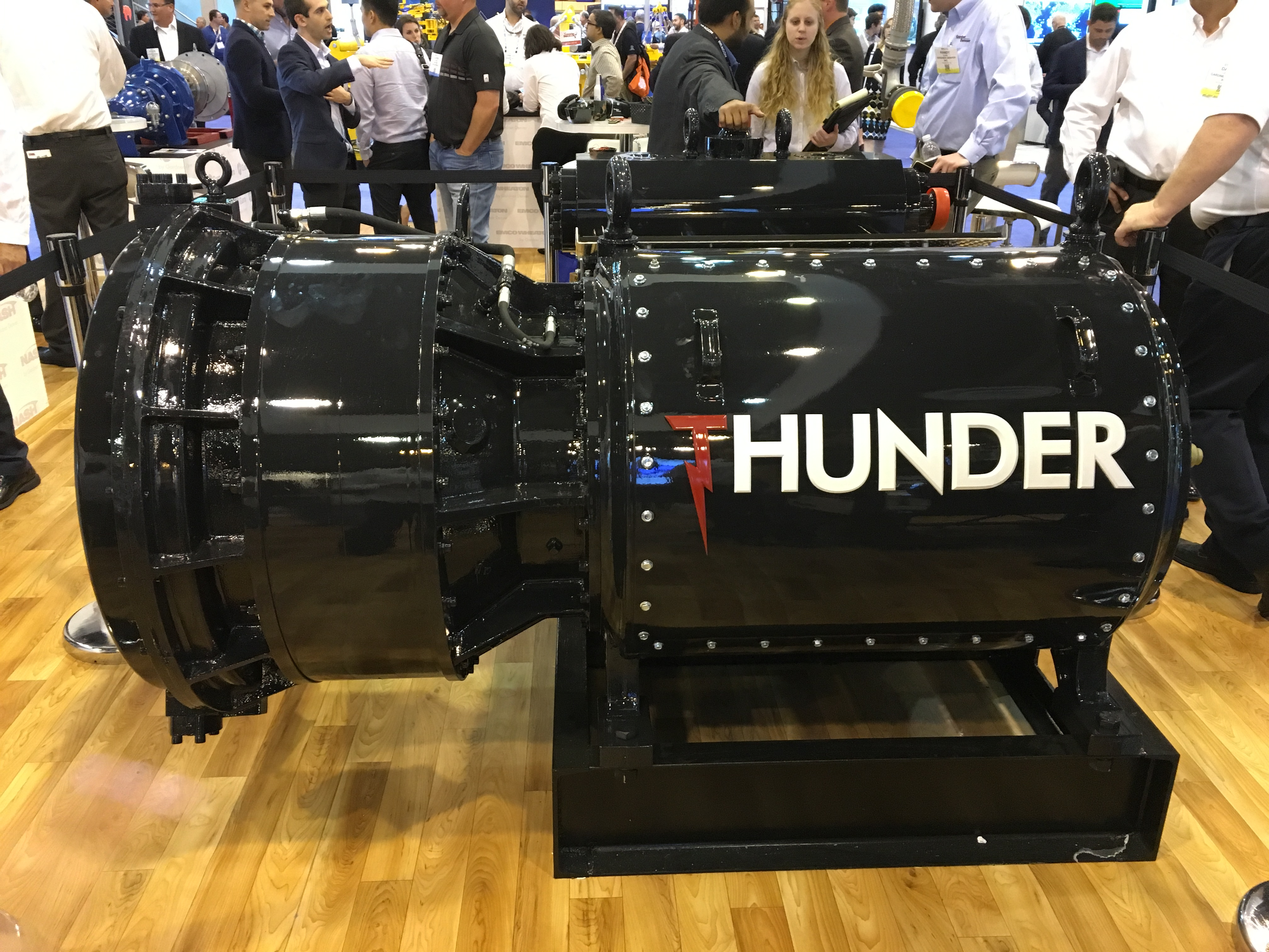 OTC '16: Gardner Denver unveils next-generation frac pump
