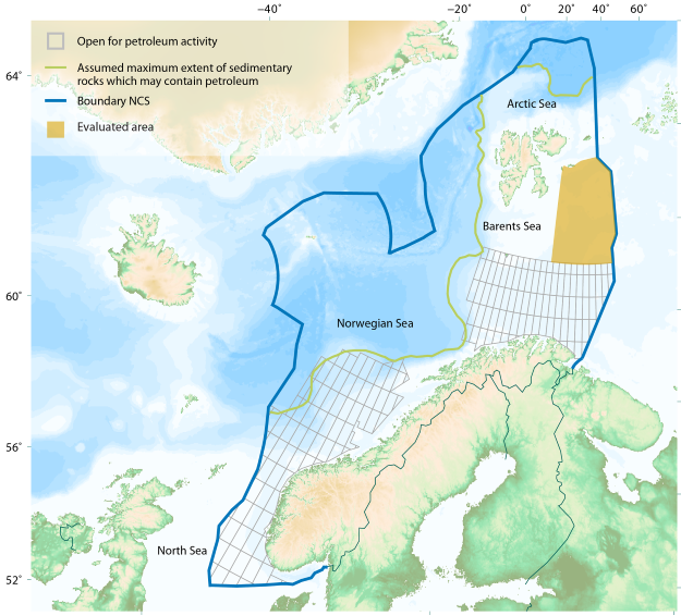 Barents Sea Oil Reserves Twice As Big As Previously Thought