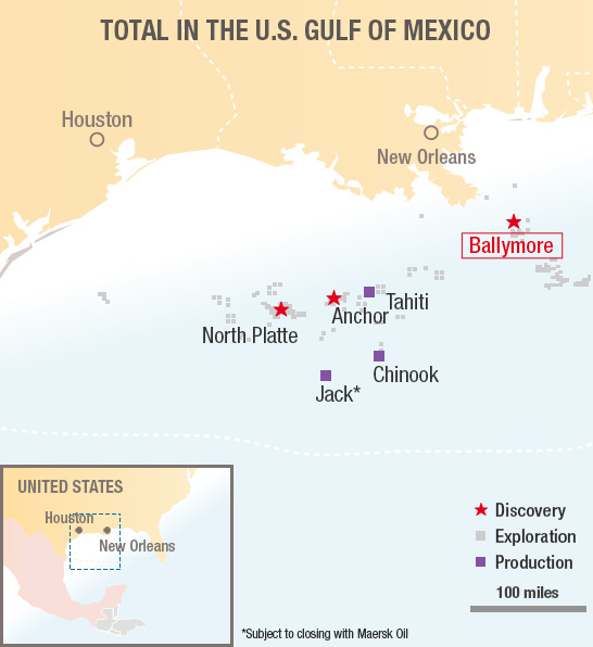 Shell Makes Big Deepwater Oil Discovery in Gulf of Mexico