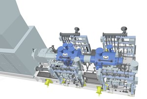 MAN Diesel & Turbo to supply compressor technology for offshore gas production in Vietnam
