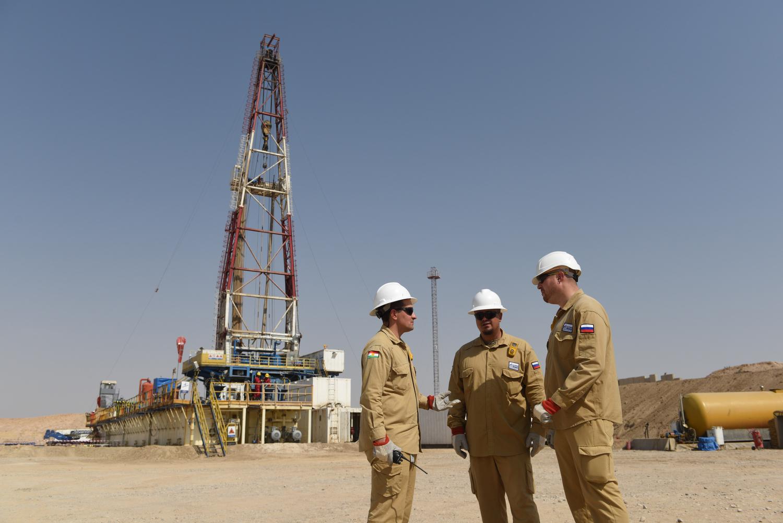 Irak pide a BP que acelere el flujo para cumplir con la cuota de la OPEP +