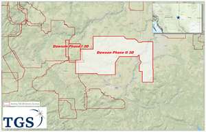TGS announces expansion of onshore seismic project in Canada