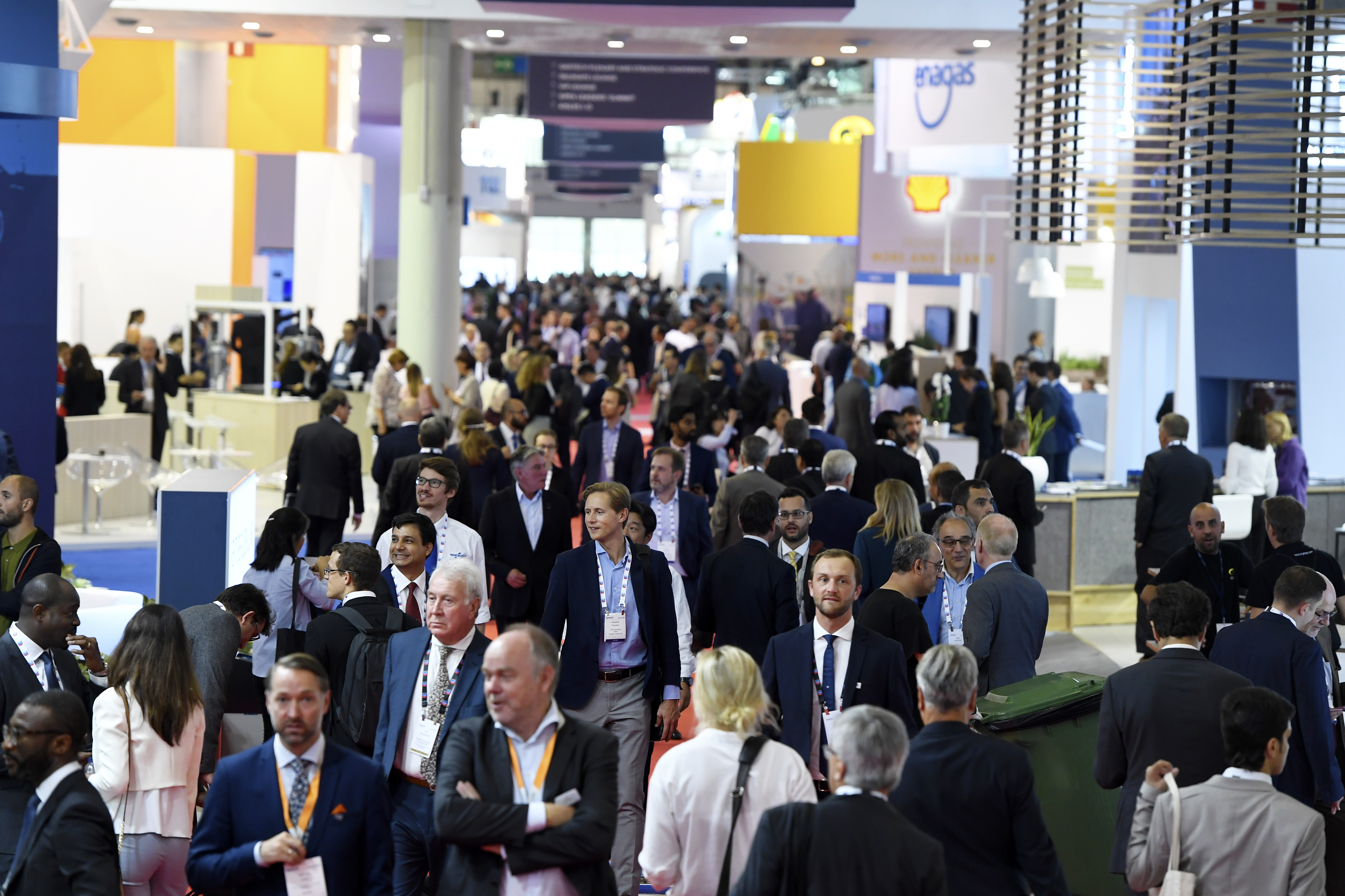 Gastech 2018 sees record visitor numbers for 30th edition in
