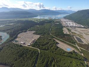 Fluor JV contratado para el proyecto LNG Canada