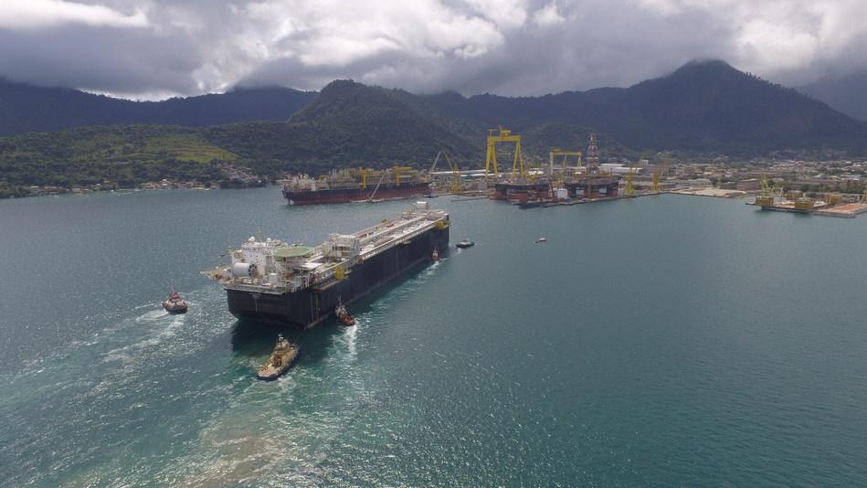 Bolsonaro quiere privatizar la estatal Petrobras de Brasil