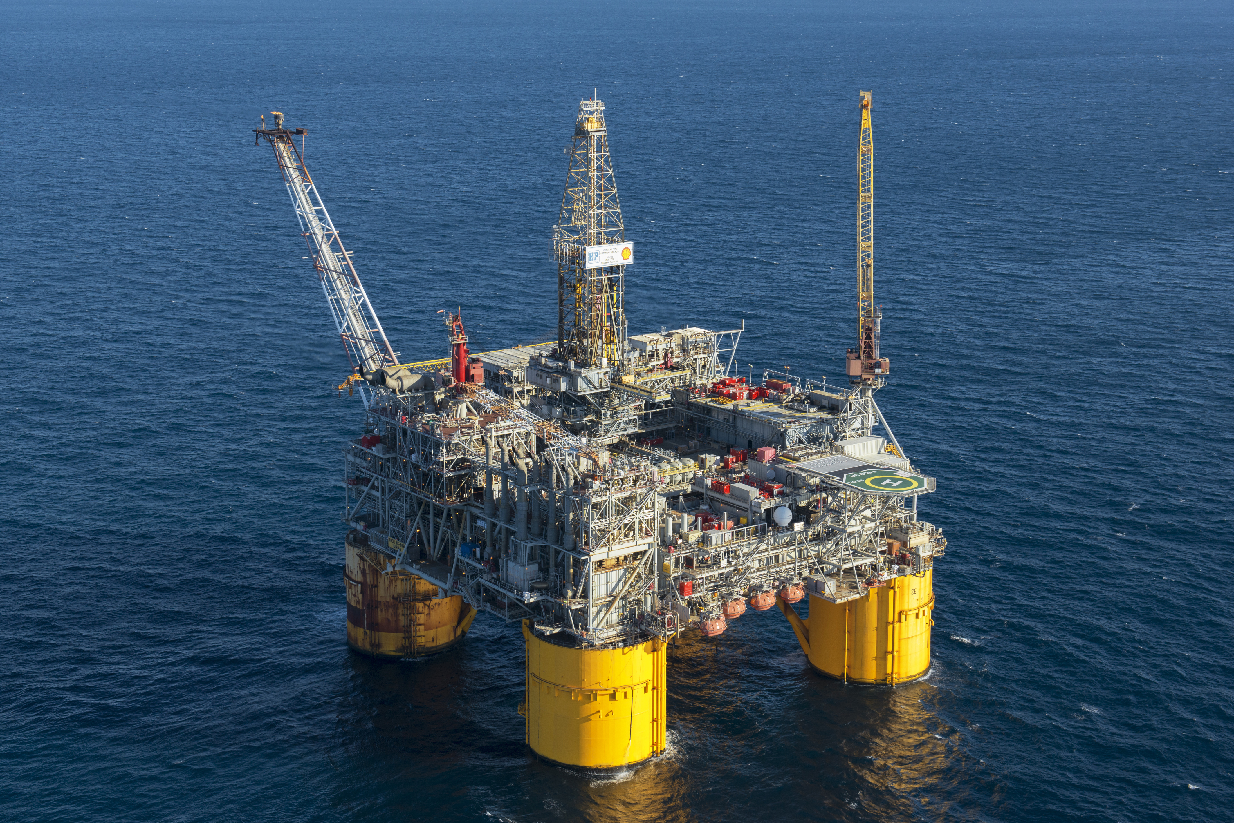 Danos secures contract for Shell's Ursa platform