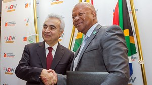 A milestone for energy governance as South Africa joins IEA family
