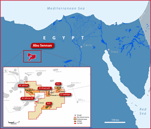 Rockhopper Exploration produces commercial volumes of oil from Bahariva formation
