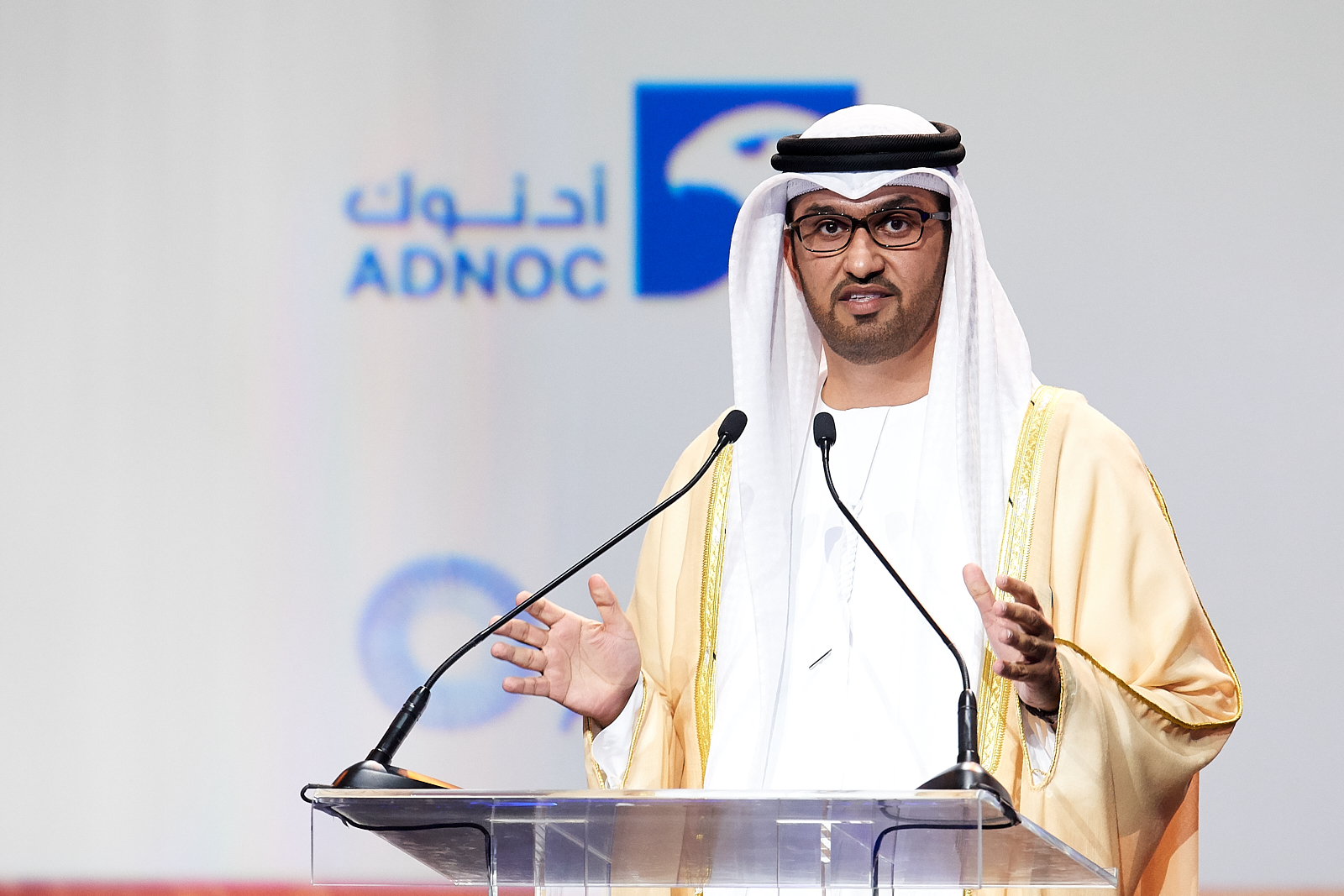 ADNOC CEO says oil and gas industry a critical enabler of