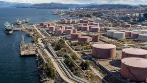 Leakage of liquified petroleum gas at Equinor's Mongstad stopped