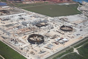 First commissioning cargo departs Cheniere's Corpus Christi facility
