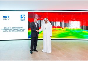 ADNOC awards Austria's OMV stake in Ghasha Offshore ultra-sour gas concession