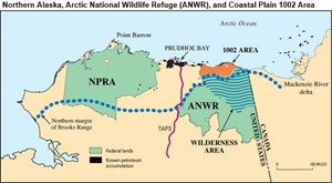 API: Access to Alaska's Coastal Plain for natural gas and oil production could increase U.S. energy security