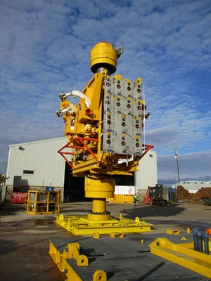 Wild Well Control has expanded its Montrose Facility, UK
