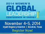 Women's Global Leadership Conference 2014