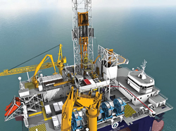 Odfjell drilling stock