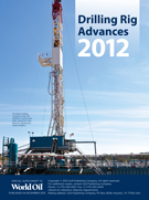 Drilling Rig Advances 2012 Cover