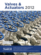 Valves & Actuators 2012 cover