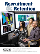 Recruitment & Retainment Supplement Cover